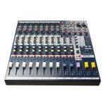Soundcraft  EFX8 มิกเซอร์ Mixer 8 channel analogue mixer with built-in 24- bit, digital Lexicon® effects processo
