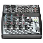 BEHRINGER XENYX 1002 มิกเซอร์ Premium 10-Input 2-Bus Mixer with XENYX Mic Preamps and British EQs
