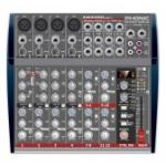 PHONIC AM440D USB-K 4-Mic/Line 4-Stereo Compact Mixer with DFX & USB Interface