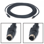 EXTRON MHR-2 SVM-M/6 S-Video MHR - Mini High Resolution Cable: 4-Pin Mini DIN Male to Male - 6' (1.8m)
