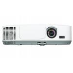 NEC NP-M300X Projector 3LCD Projector ความสว่าง 3500 ANSI Lumens Contrast เท่ากับ 2000 1024 x 768 Native Resolution