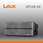"LAX AT110-V2 ลำโพง Single 10"" Line Array Speaker"