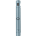 AKG P170 Professional instrumental microphone with small diaphragm-true condenser transducer, package includes a stand adapter.