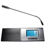 DIS SHURE DC 6990 P Portable Conference Unit, Touch Screen