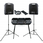Escort 3000 Portable �ش����ͧ���§�๡���ʧ�� PA System 300 watts �ش����ͧ���§���� ����͹���� 300 �ѵ��, Portable PA System 300 watts