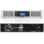 QSC GXD4 เครื่องขยายเสียง Dual channel amplifier with 400 watts/channel (8ohms.), DSP
