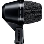 SHURE PGA52-LC ไมโครโฟน Kick Drum and low frequency performance and recording