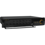 Behringer EUROCOM MA-6018 เพาเวอร์มิกเซอร์ Energy-Efficient, Multi-Function 180-Watt Auto-Mixing Amplifier with Dual 70/100 V and 4 Ohms Outputs