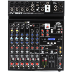 Peavey PV 10 BT มิกเซอร์ Mixing Console with Bluetooth