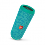 JBL FLIP3MOSAIC Full-featured splashproof portable speaker with surprisingly powerful sound in a compact form