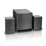 "LD Systems LDDAVE15G3 ชุดเครื่องเสียง Compact 15"" active PA System"