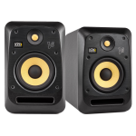 KRK V6S4 studio monitors