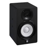 "YAMAHA HS5i ตู้ลำโพง 2-way bass-reflex bi-amplified nearfield studio monitor with 5"" cone woofer and 1"" dome tweeter. Mounting points on 4 surfaces are available."