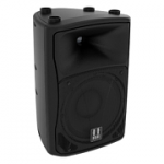 HILL AUDIO SMA1220V2 Andante, Active 12'', 300+25W, 120x60 dispersion (4 Ch Mixer mic and line)