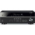 YAMAHA RX-V585 7.2-channel AV receiver supports the latest network functions for an amazing AV experience.