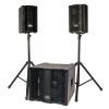 PEAVEY TriFlex II �ش����ͧ���§���� 1000 Watt three piece, two-channel sound system