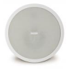 "QSC AD-CI52ST-WH ลำโพงติดเพดาน Ceiling speaker, 5.25"" weather-resistant, 2-way, shallow can, with 70V/100V transformer and 8Ω bypass"