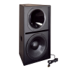 "Renkus-Heinz PN/PNX121T/6A ลำโพง 2-Way, full range loudspeaker 12"" LF, 1"" Exit HF - Requires two amp channels, no internal passive X-Over"