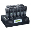 OKAYO ATC-221U 21-Slot Audio Guide Uploader Tour Guide System