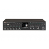 Inter-M PMU-600N เครื่องขยายเสียง 600W DIGITAL MEDIA MIXING AMPLIFIER, STREAMING NETWORK AUDIO, INTERNET RADIO, WEB BROWSER CONFIGURATION, USB/ MINIJACK INPUT, 6