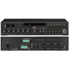 Inter-M MA-206U เครื่องขยายเสียง 60W PUBLIC ADDRESS MIXING AMPLIFIER, USB/ MINIJACK INPUT, 6 AUDIO INPUTS, 5 ZONE SELECTOR, SMPS, CHIME,TEL IN, REMOTE VCA