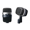 AKG D12 VR Dynamic kick drum microphone with four different sound shapes.