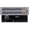 KLARK TEKNIK DN370 2 channel, 30 band, graphic EQ Notch filter