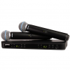 SHURE BLX288A/B58‐R12 BLX Dual Channel Handheld System with BETA58