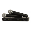 SHURE BLX288A/PG58 R12 ����⿹������ BLX Dual Channel Handheld System with PG58