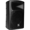 "Electro-Voice ZX4 ลำโพง 400-Watt, 15"" two-way loudspeaker system, 90 X 50 horn, integral stand mount, Neutrik Speakon, Black"