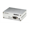 BARIX ANN 60 Annuncicom 60 : IP Intercom and PA device, capable of full duplex (bidirectional)streaming of uncompressed audio formats, A built-in speaker output and microphone amplifier allow direct connection of microphone and speaker
