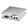 BARIX ANN 100 Annuncicom 100 : IP Audio device designed to serve as a gateway between IP based VoIP, Paging, Intercom systems and traditional systems or call boxes, loudspeakers and microphones