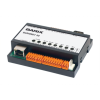 BARIX Barionet 50 Universal, programmable I/O device server with web server, Modbus/TCP and SNMP support. Serial ports, digital I/O and Dallas 1-wire support.