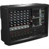 Behringer PMP-560M ��������ԡ���� EUROPOWER PMP-560 M (MONO) 500-Watt 6-Channel Powered Mixer