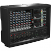 Behringer PMP-580S ��������ԡ���� EUROPOWER PMP-580S 500-Watt 10-Channel Powered Mixer