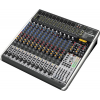 Behringer QX-2442 USB มิกเซอร์ Premium 24-Input 4/2-Bus Mixer with XENYX Mic Preamps & Compressors, KLARK TEKNIK Multi-FX Processor, Wireless Option and USB/Audio Interface