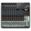 Behringer QX-2222 USB มิกเซอร์ Premium 22-Input 2/2-Bus Mixer with XENYX Mic Preamps & Compressors, KLARK TEKNIK Multi-FX Processor, Wireless Option and USB/Audio Interface