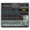 Behringer QX-1832 USB มิกเซอร์ Premium 18-Input 3/2-Bus Mixer with XENYX Mic Preamps & Compressors, KLARK TEKNIK Multi-FX Processor, Wireless Option and USB/Audio Interface