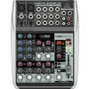Behringer QX-1002 USB มิกเซอร์ อนาลอก Premium 10-Input 2-Bus Mixer with XENYX Mic Preamps & Compressors, British EQs, 24-Bit Multi-FX Processor and USB/Audio Interface
