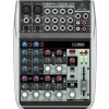 Behringer Q-1002 USB มิกเซอร์ อนาลอก Premium 10-Input 2-Bus Mixer with XENYX Mic Preamps & Compressors, British EQs, 24-Bit Multi-FX Processor and USB/Audio Interface