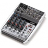 Behringer Q-802 USB มิกเซอร์ Premium 8-Input 2-Bus Mixer with XENYX Mic Preamps & Compressors, British EQs and USB/Audio Interface