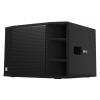 "QUEST HPI18S ลำโพงซับ 18"" passive subwoofer speaker system, 700Wrms with built-in 120 Hz passive x/over switchable. 18"" -8Ω"