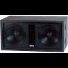 """QUEST HPI218S ลำโพงซับ Dual 18"""" subwoofer speaker system, 1400w RMS. 18"""" - 4Ω"""