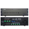 QUEST QTA6250M ����ͧ�������§ 7 Input 6 channel 240 Watt mixer amplifier