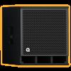 "QUEST QM600S ลำโพง Q-Motion Passive 15"" front loaded 650 watt RMS Birch ply sub bass"