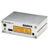 BARIX EXS 110 Exstreamer 110 : เครื่องรับถอดระหัสเสียง IP Audio Decoder decodes and plays multi-protocol and multi format audio streams