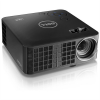 Dell M115 โปรเจคเตอร์ WXGA 1280x800, HDMI USB Inputs, 1GB Internal Memory, 450 ANSI Lumens