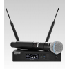 SHURE QLXD24/B58 ����⿹������ Ẻ��Ͷ�� Handheld Wireless Microphone System