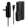 Audio-technica ATIR-T85 Lavalier Mic with transmitting unit