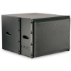 "QSC WL118-sw ลำโพง 18"" subwoofer - for use with WL2082-i installation line array, may be ground-stacked or suspended with WL2082-i, integral array hardware, available in black or white"